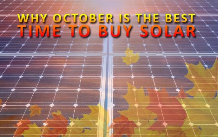 Best Time to Buy Solar
